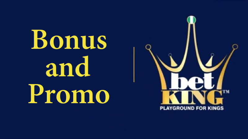 Bonus and Promo on Betking.com Explained